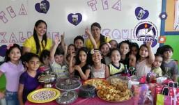 Colégio CEEPAPS realiza festa dos professores