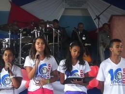 VÍDEOS: Reveja os melhores momentos dos 3 dias de comemoração dos 16 anos da IDMP