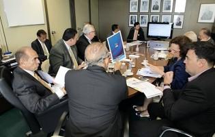 Raniery participa da reunião do GT da Reforma Política em Brasília e prepara metodologia para difundir ações na Paraíba
