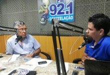 Programa Conversa com o Prefeito desta quinta (18) será realizado ao vivo do Parque Poeta Ronaldo Cunha Lima