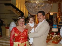 Primeiro aninho de Alcides Neto, veja a festa
