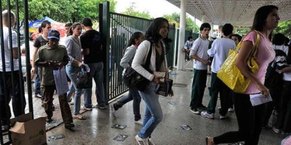 Fies vai considerar classificação de alunos no Enem
