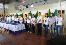 Prefeitura e Instituto Alpargatas realizam abertura de Jogos Escolares 2014