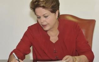 Dilma sanciona lei que altera correção da dívida de estados e municípios