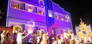 Colégio da Luz realiza 11ª edição do Auto do Natal Luz, veja as fotos
