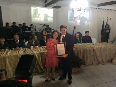 Deputado Raniery Paulino recebe Título de Cidadania em Itapororoca