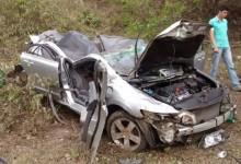 Brejo: Acidente na rodovia que liga Pirpirituba a Belém deixa 2 mortos