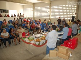 Confira a confraternização dos aposentados e pensionistas da Prefeitura de Guarabira