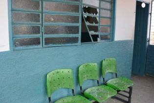 Escola é arrombada e tem monitor de computador furtado em João Pessoa