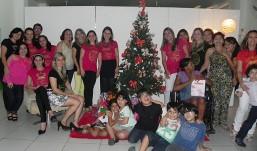 Grupo Mulheres Virtuosas da ICB realiza confraternização de final de ano