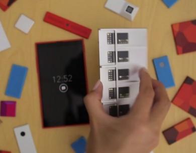 Project Ara: loja no estilo Google Play venderá software e módulos de hardware