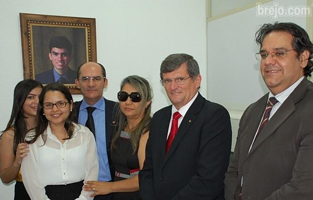 """Sala do Advogado """"Acadêmico Ramalho Neto"""" é inaugurada"""