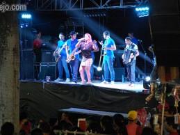 Última noite da tradicional festa de São Sebastião de Mari foi um sucesso de público, com shows das bandas Cavalo de Aço e Forrozão do Maya