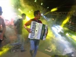 Primeira noite da tradicional festa de São Sebastião de Mari foi um sucesso de público, com shows de Luan Estilizado e João Lima