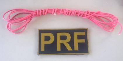 Menor é apreendida pela PRF com cordel detonante que seria levado para presídio