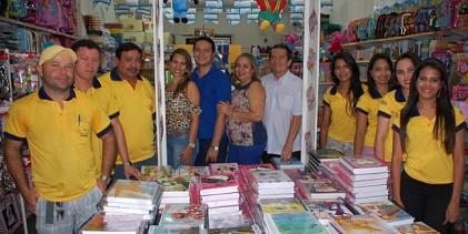 Volta as Aulas Bazar dos Camelôs: Hora de comprar os materiais escolares