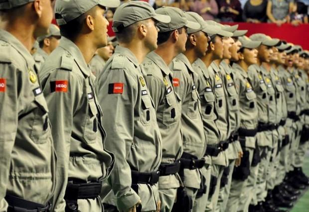 Inscrições do CFO da Polícia Militar começam nesta segunda-feira