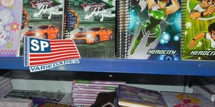SP Variedades – Compre material escolar do seu filho, confira