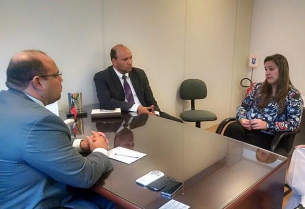 Deputada Camila Toscano debate prerrogativas dos advogados com OAB-PB
