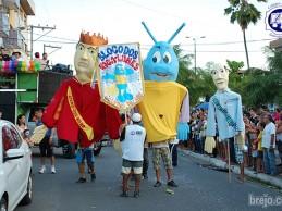 Colégio da Luz sai com bloco de carnaval Vaga-lume, veja as fotos