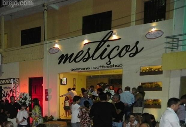 Mestiços Gelateria Coffeeshop é inaugurado em Guarabira, veja as fotos