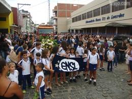 Comoção marca o sepultamento da educadora Socorro Amorim, em Guarabira
