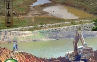 Cagepa libera volume morto da barragem Canafístula e Bananeiras terá água até abril