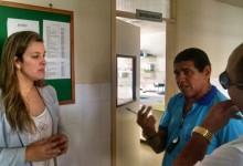 Camila visita hospital e encontra equipamentos encaixotados há mais de quatro meses por falta de tomada