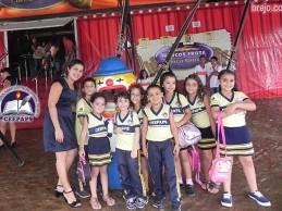 CEEPAPS leva alunos para o Circo de Marcos Frota