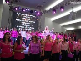 Sexta Rosa das Perfumadas é realizada no Espaço Gospel em João Pessoa