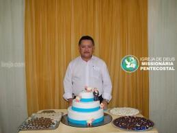 Culto em Ação de Graças pelo aniversário do pastor João de Deus da IDMP, veja as fotos