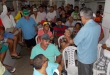 """Guarabira: Reunião com marchantes debate mudanças no """"Mercado da Carne"""""""
