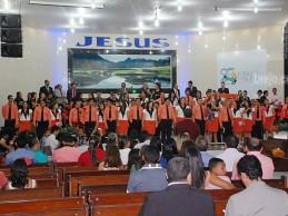 Guarabira: Congresso de Casais é realizado na Assembléia de Deus, veja as fotos