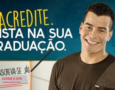 UNIP EAD – Polo Guarabira está com as inscrições abertas
