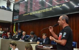 Assembleia Legislativa instala FrenteParlamentar em Defesa do Serviço Público