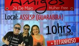 Assesp de Guarabira realiza neste domingo a 8ª Farra dos Amigos com Galera do Arrocha