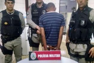 Suspeito de tentativa de homicídio é preso com arma em Mamanguape