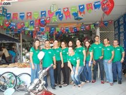 Supermercado São Pedro comemora aniversário com centenas de prêmios, vejas as fotos