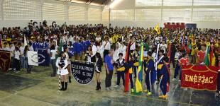 Governo abre Jogos Escolares da 2ª Região em Guarabira