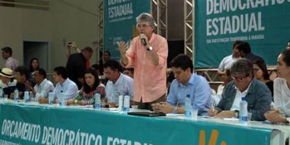 Solânea sedia audiência do OD Estadual e prioriza abastecimento