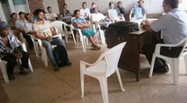 Em Areia: Coonap reúne agricultores e associações de quatro assentamentos com BNB