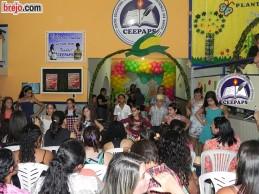 Colégio CEEPAPS realiza Festa da Colheita e encerramento do 1º Semestre
