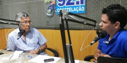 Zenóbio anuncia entrega de ampliação e reforma da Policlínica nesta quinta (18)