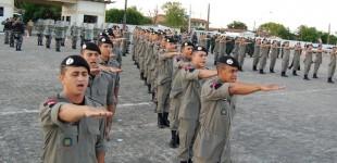 Inscrições do CFO da Polícia Militar começam na próxima segunda-feira