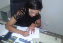 Prefeita em exercício assina ordem de serviço para construção de Cras em Sertãozinho