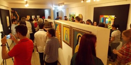 """Guarabira: Público prestigia abertura da exposição """"Cores do Brejo"""" reunindo obras de 16 artistas"""