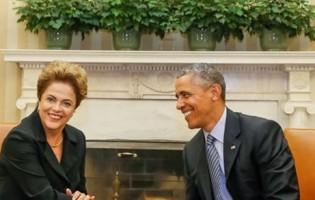 Dilma diz que confia em Obama e no compromisso de que espionagem acabou