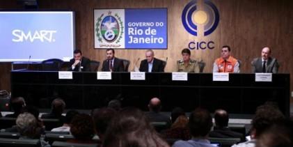Esquema de segurança para os Jogos Olímpicos contará com 85 mil profissionais