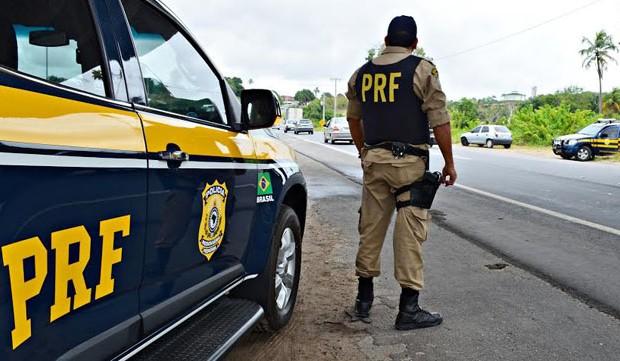 Estrada não é lugar de folia. PRF inicia Operação Carnaval 2016
