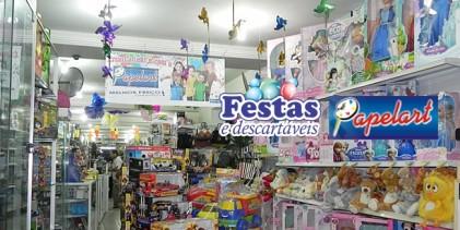 Papelart e Festas e Descartáveis: Veja as novidades para o Mês das Crianças